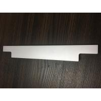 Buy cheap CNC Machining Processing / Sand Blasted Natural Anodized Aluminum Profile for Drawer Handle product