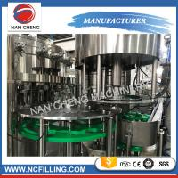 Buy cheap Juice Beverage Drink Beer Isobaric Filling Bottling Making Machine 6000BPH product