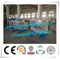 Buy cheap 5T Automatic Pipe Welding Positioner , Floor Type Turntable Positioner For Welding product