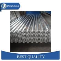 Buy cheap 3105 Custom Corrugated Diamond Aluminum Sheet For Roofing Building Light Weight product