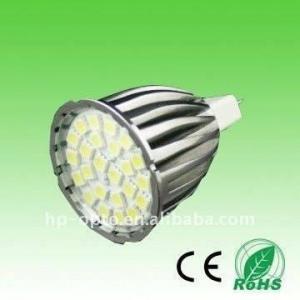 Buy cheap 4.6W 24pcs Eco-friendly MR16 car led lighting product