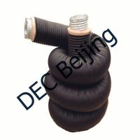 China Hot Sell Insulated flexible duct cheap price flexible insulation duct for air conditioner on sale