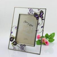China Shinny Gifts Wall Fotos Hanging Decorative Picture Photo Frame 2015 on sale