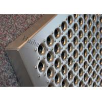 Buy cheap Aluminum Grip Strut Plank Metal Safety Grating Q235 Perforated Stairs Trends from wholesalers