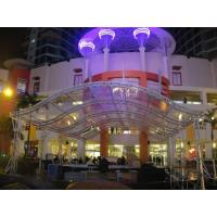 Buy cheap Heavy Duty Aluminum Stage Truss System With PVC Material Tent , stage lighting truss product