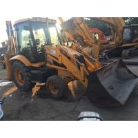 Buy cheap Low Hours Second Hand Wheel Loaders Jcb 3cx Backhoe Loader 4l Displacement product