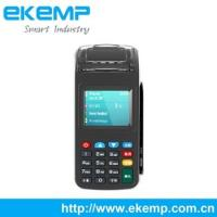 China Handheld POS Terminal YK600 with Magnetic Stripe Reader for Lottery Service on sale