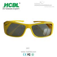 Buy cheap Cinema Use Reusable Adults Passive 3d Glasses Circular Polarization Watching 3d Movie product
