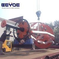 Buy cheap Large 1600 / 1+6 Cable Making Machine 188-419 R / Min Taping Speed product