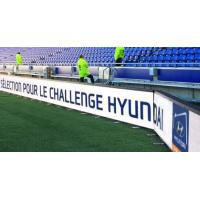Buy cheap Netherlands 250sqm LED Perimeter Stadium Quick Service Durable Quality High Refresh rate 3840Hz product