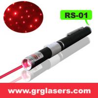 Buy cheap Powerful 50mw 650nm 2in1 Red  The Sky Star Laser Pen seal Lazer  pointer pen With Gift box Made In China product