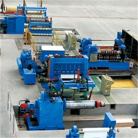 Buy cheap CE 20m / Min Coil Cut To Length Line With Cutting Automatically product