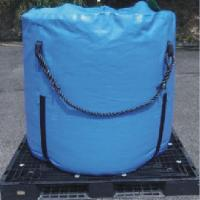 Buy cheap High Strength Blue Recycled Jumbo Bag Storage Full Open Top / Filling Spout Top product