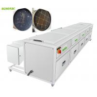 Buy cheap Diesel Particulate Filter Cleaning Industrial Washing Machine With Drying system product