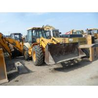 Buy cheap Used Backhoe Loaders JCB 4CX product