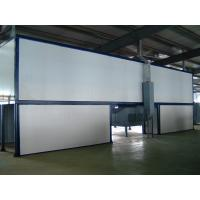 Buy cheap Overhead Conveyor Powder Coating Oven / Tunnel Oven For Continuous Curing / Drying product