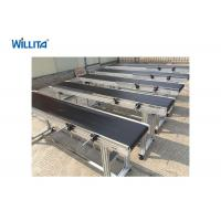 Buy cheap Food Grade Electric Motor Sugar Industry Belt Conveyor Machine 220V 60W from Wholesalers
