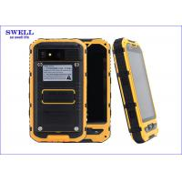 Buy cheap Rugged Military Spec IP67 Phone , Waterproof Shockproof Dustproof Land Rover A8 Smartphone from Wholesalers