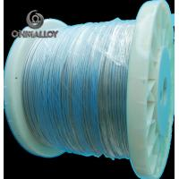 Buy cheap Resistance Heating Wire Nichrome Alloy 80% Nickel / 20% Chromium Multi Strands for heating core,radium tube e't'c from Wholesalers