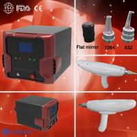 Buy cheap 1064nm/532nm portable home laser tattoo removal machine for tattoo removal product