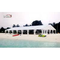 Buy cheap Aluminum Big Outdoor Tents For Wedding Receptions , 500 People Wedding Canopy Tent from Wholesalers