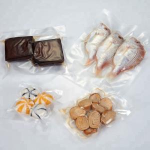Buy cheap Fresh Resealable Vacuum Bags /  Foodsaver Zipper Bags For Sea Food Salted Meat product