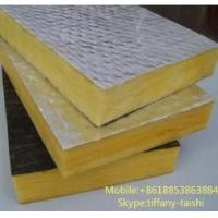 Buy cheap Aluminum foil backed rockwool insulation board for curtain wall made in China product