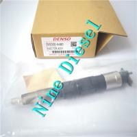 Buy cheap Common Rail Diesel Parts Denso Diesel Fuel Injectors 095000-6480 product