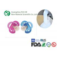 Buy cheap Daily Silicone Clips High Temp Silicone Mold Rubber Good Transparency product