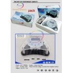 China Acrylic digital power supply makeup kit for sale
