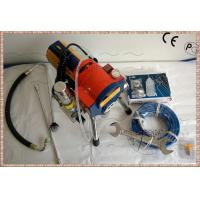 Buy cheap Low Power Smart Electric Airless Paint Sprayer , Commercial Paint Sprayer product