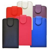 Buy cheap Flip Design Leather Case For Nokia Lumia 520,Leather case For Nokia Lumia 520 product