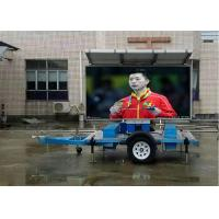 Buy cheap Solar Powered Truck Mobile Led Display Advertising P13.33 High brightness product