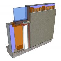 Fireproof Vmb Thermal Insulation Exterior Insulated Render Systems 101518507