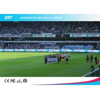 Buy cheap Waterproof IP65 Stadium Perimeter Led Display P20 , Outdoor Sports LED Display product