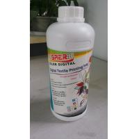 China Cmyk 1l Per Bottel Sublimation Printing Ink For Paper , A Little Fumes on sale