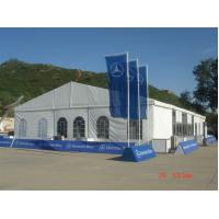 Buy cheap Wind Resistant Clearspan Fabric Structures 15MX30M For Trade Show product
