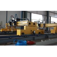 Buy cheap Double gantries CNC flame and plasma cutting machine with HYPERTHEM Power source product