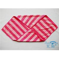 Home Textile Microfiber Weft-Knitted Cleaning Microfiber Cloths / Microfiber Wash Cloths