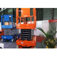 Buy cheap Aerial Work Mobile Elevated Platform Self Propelled Lifting Platforms Equipment product