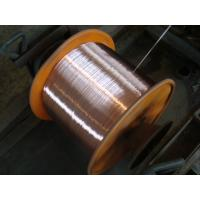 Buy cheap 15% Copper Clad Aluminum Wire , CCA Inner Conductor Leaky Feeder Cable ,  Raidting Cable product