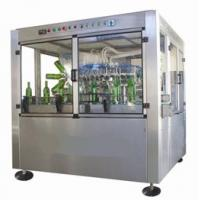 Buy cheap SS 304 Beverage Bottling Equipment 4000BPH Pneumatic Electric Driven Type product