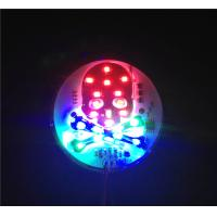 Buy cheap SMD LED Waterproof Human skeleton Strobe Mini Panel Sequential Flash Tail Signal Light product