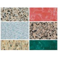 Buy cheap 3MM Natural Stone CoatedAluminumCoilsfor Ceiling / Roofing And ACP / AHP product