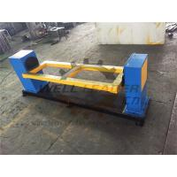 Buy cheap Single Axis Rotary Welding Positioner Servo Motor Welding Robot Positioner 360mm Table product