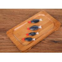 Salty Flavor Sushi Soy Sauce Small Size 8 ML 15 ML In Fish Shaped Plastic Bottle