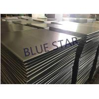 Buy cheap Flat Surface Perforated Metal Sheet Microhole Punching Mesh For Filter product