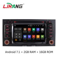 Buy cheap Android 7.1 Car Volkswagen DVD Player Touareg With Camera BT WIFI AM FM product