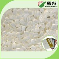 Buy cheap Viscosity Resin High Strength Transparent Magazines EVA Perfect Binding Glue For Notebook, Notepa product