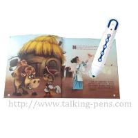 Buy cheap Home Educational Electronic Smart Talking Pen Plastic Cover Speed Controlled product